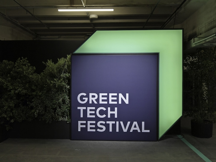 """Second life"" concepts at Greentech Festival in Berlin"