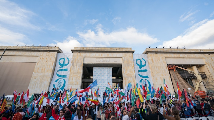 One Young World Summit | Sustainability project with Audi Environmental Foundation