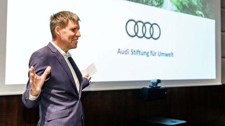 Plastic Recycling | Audi Environmental Foundation film evening