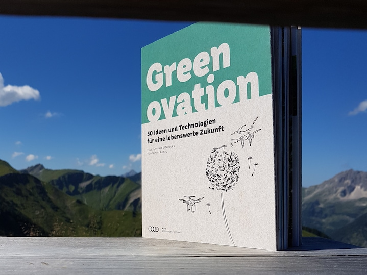 Greenovation Buch